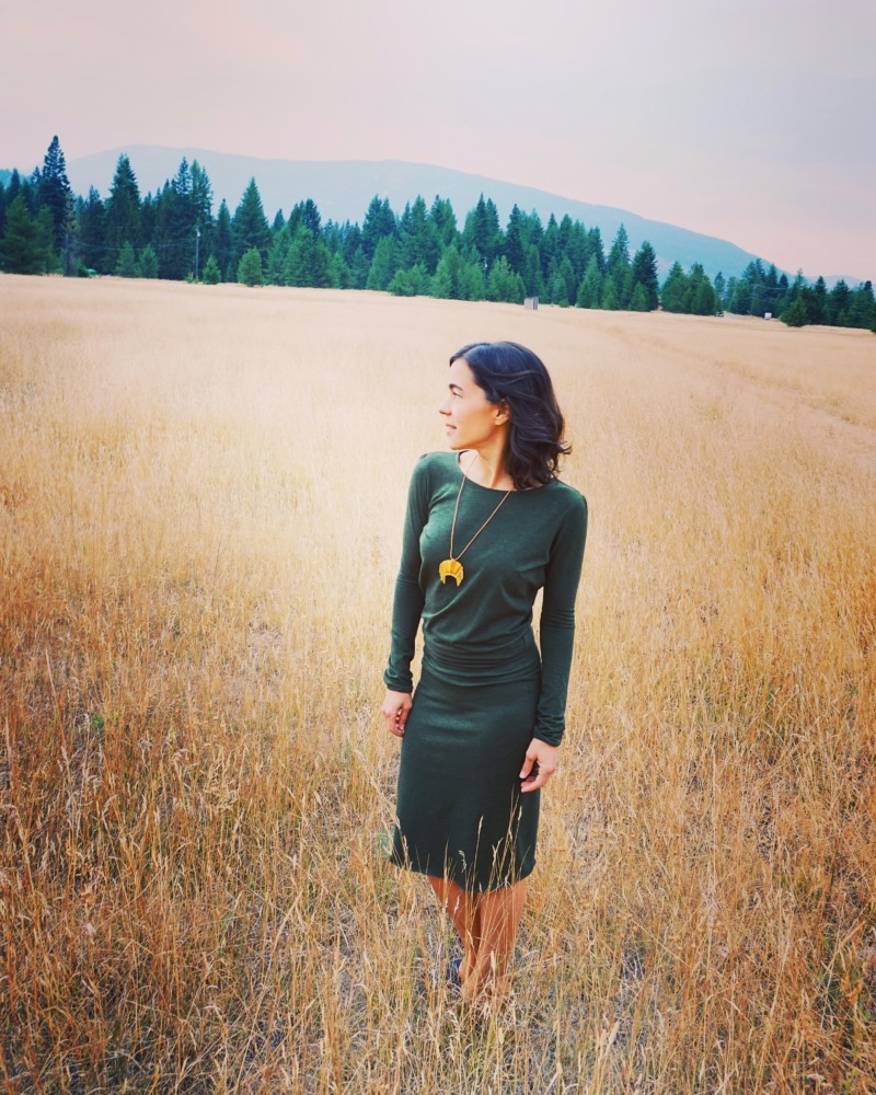Ethical fashion, we are stories, natural clothing, made in canada